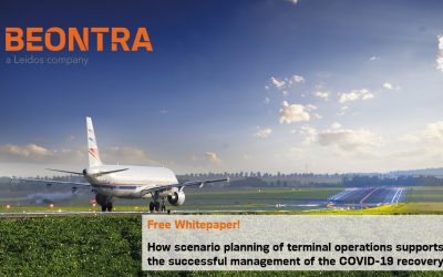 Whitepaper: How scenario planning of terminal operations supports the successful management of the COVID-19 recovery